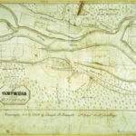 Larwill's Map