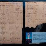 Prisoner Report to Colonel Bostwick