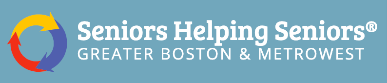 Seniors Helping Seniors: Greater Boston & Metrowest