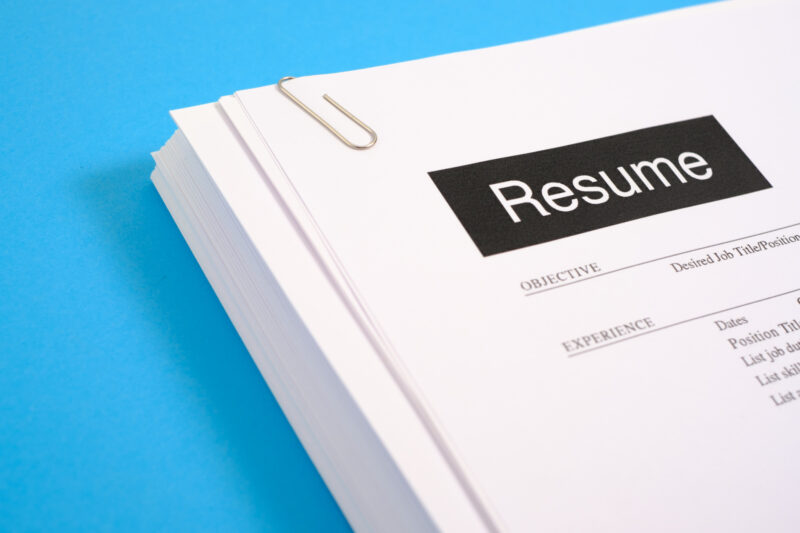 Building Your Skills & Resume in a Time of Crisis