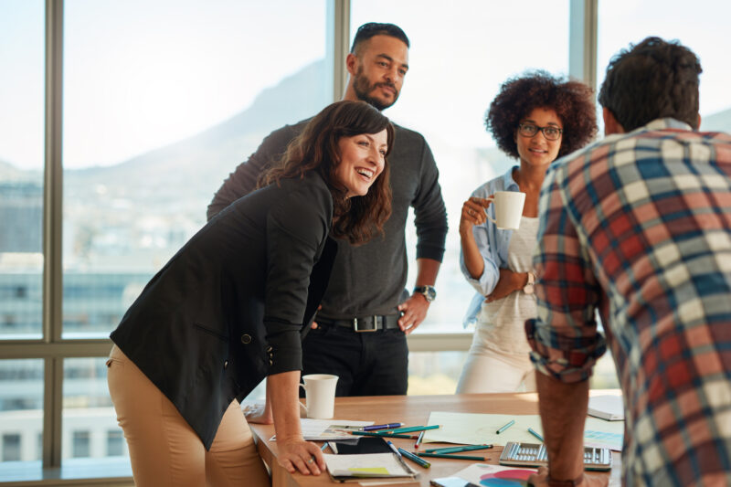 Creating Positive Team Energy in Your Workplace