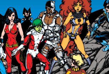 Teen Titans Titans Podcast