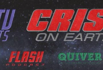 DC TV Arrowverse Podcast Crossover Earth-X