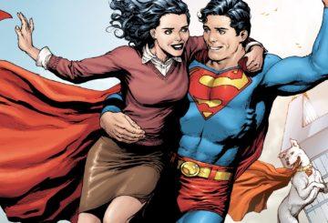 Superman-Arrowverse