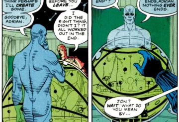 Watchmen #12, 1987