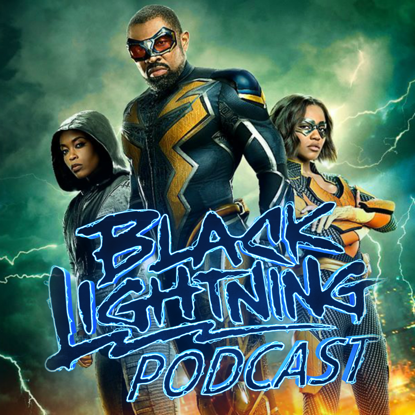 Black Lightning Podcast