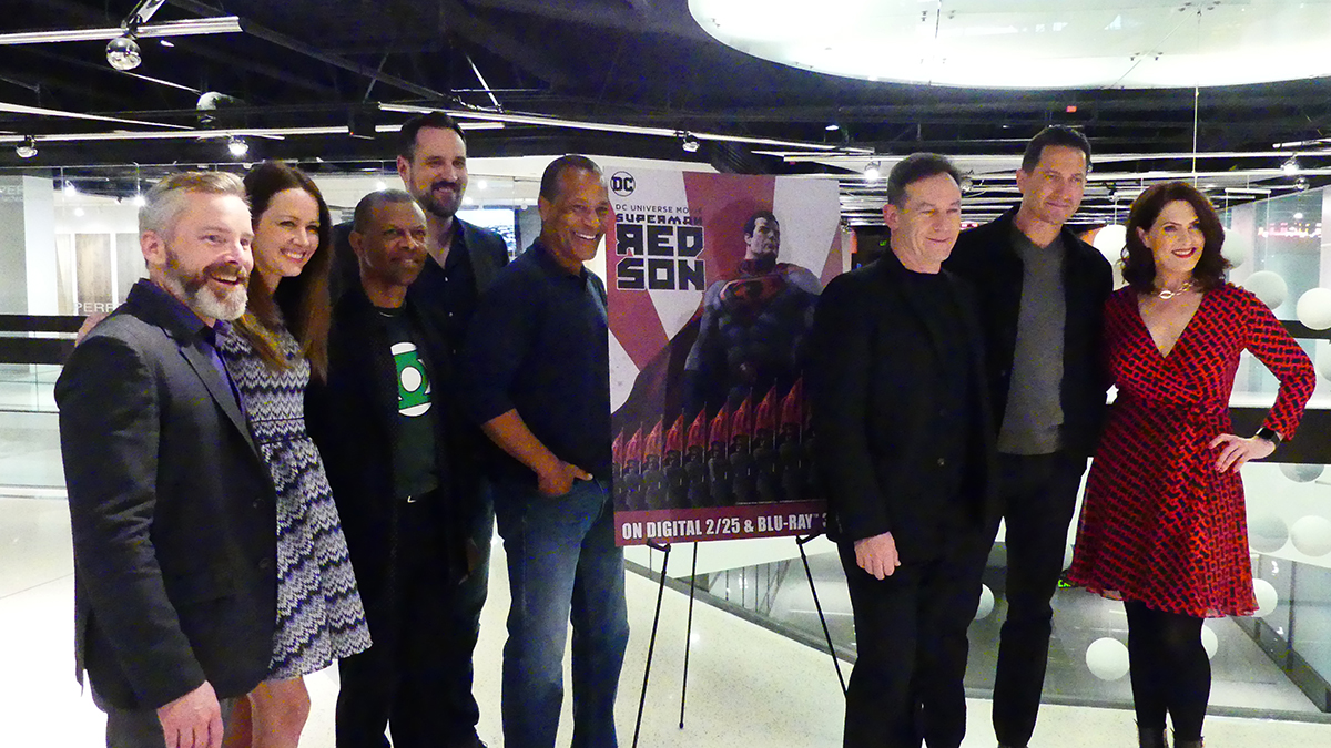 superman red son cast