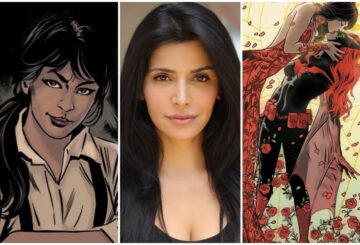 Safiyah Sohail, Batwoman, Shivani Ghai, Batwoman Podcast