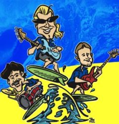 KB and the Riptides