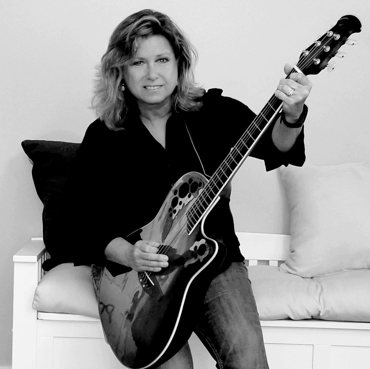 Kris Diehl Acoustic Guitar