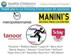 Thumbnail Running from Gluten 5k Sponsors