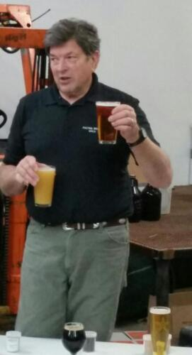 On the Tour Twin Cities Rubber Group 2017 Brewery Tour
