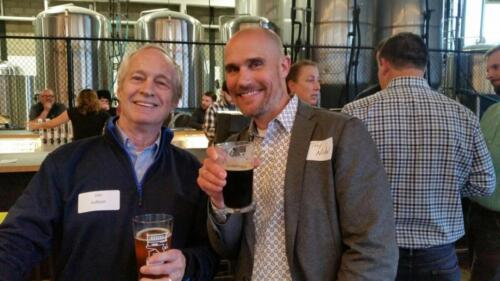 Inbound Brewery Twin Cities Rubber Group 2017 Brewery Tour