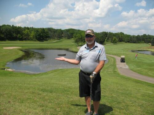 Andy Boat Challenge Twin Cities Rubber Group 2017 Golf Outing