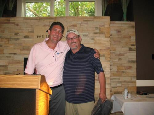 Dean and Gary Twin Cities Rubber Group 2017 Golf Outing