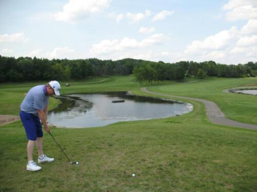 Jim Boat Challenge Twin Cities Rubber Group 2017 Golf Outing