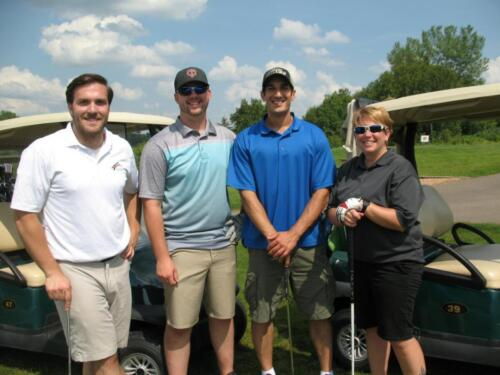 Team 11 Twin Cities Rubber Group 2017 Golf Outing
