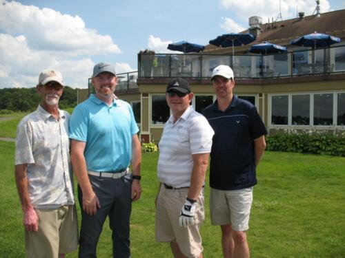 Team 10 Twin Cities Rubber Group 2017 Golf Outing
