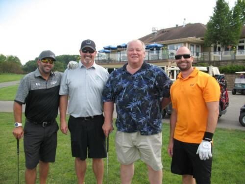 Team 12 Twin Cities Rubber Group 2017 Golf Outing