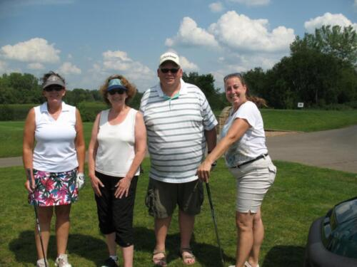 Team 13 Twin Cities Rubber Group 2017 Golf Outing