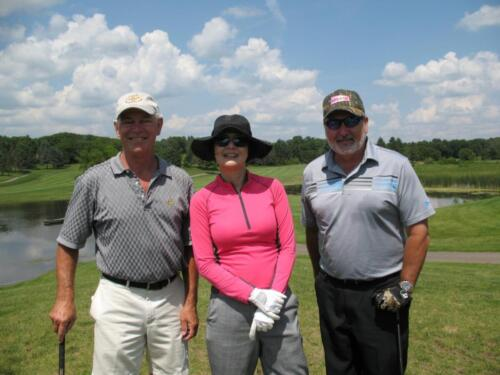 Team 15 Twin Cities Rubber Group 2017 Golf Outing