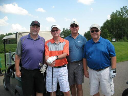 Team 16 Twin Cities Rubber Group 2017 Golf Outing