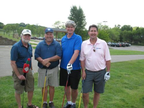 Team 17 Twin Cities Rubber Group 2017 Golf Outing