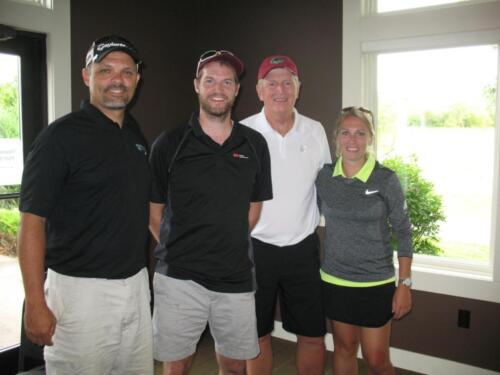 Team 1 Twin Cities Rubber Group 2017 Golf Outing