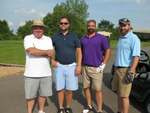 Team 2 Twin Cities Rubber Group 2017 Golf Outing