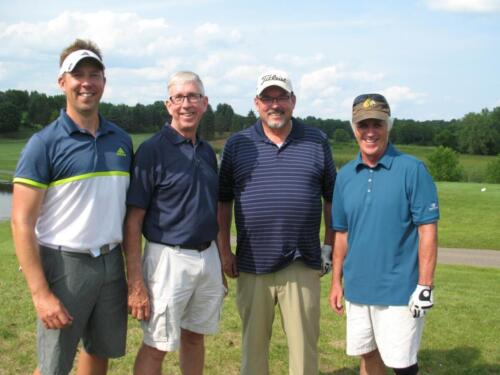 Team 3 Twin Cities Rubber Group 2017 Golf Outing