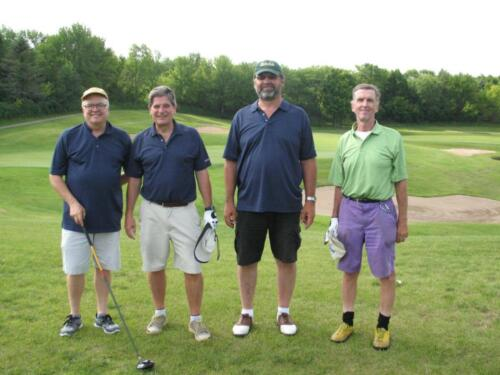 Team 5 Twin Cities Rubber Group 2017 Golf Outing
