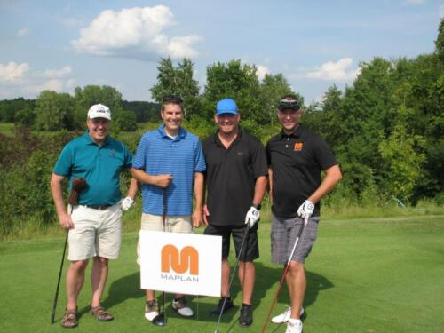 Team 6 Twin Cities Rubber Group 2017 Golf Outing