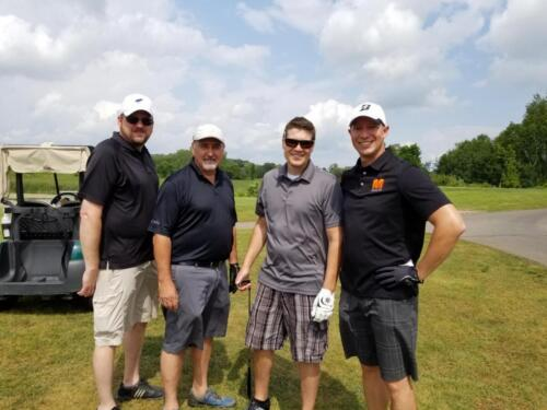 Twin Cities Rubber Group 2018 Golf Outing