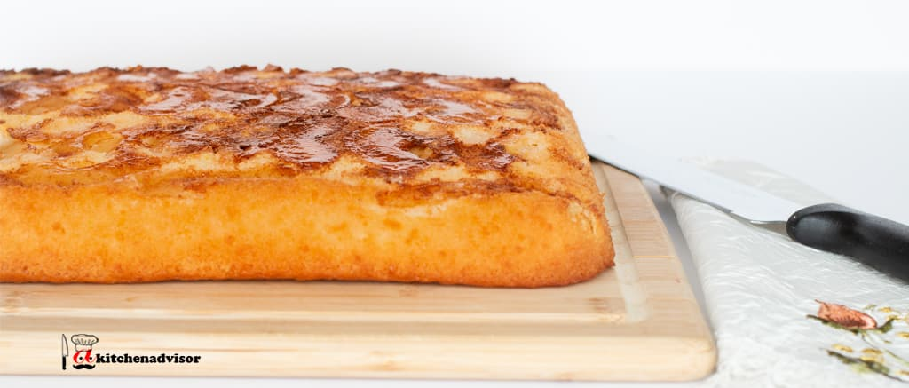How to make Easy Apple Cake