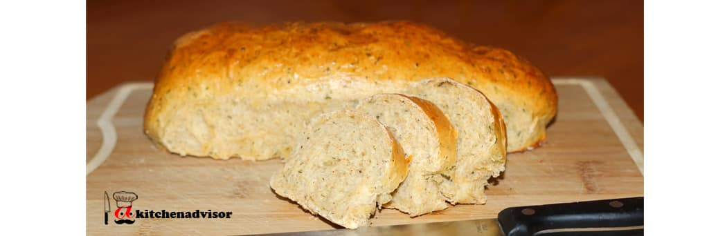 Homemade Herb Bread