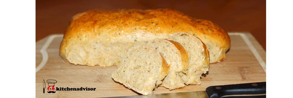 Homemade Herb Bread