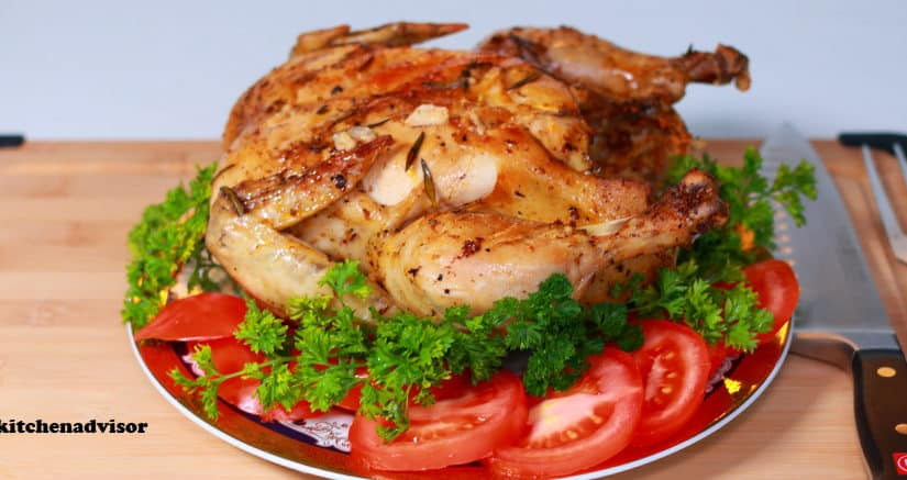 Whole Roasted Chicken instant pot recipes