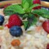 Oatmeal Porridge instant pot recipes