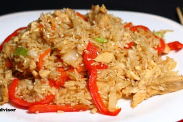 Chinese Fried Rice Instant Pot recipes