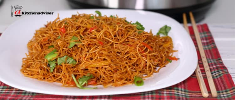 Chinese Noodles Instant Pot Recipes
