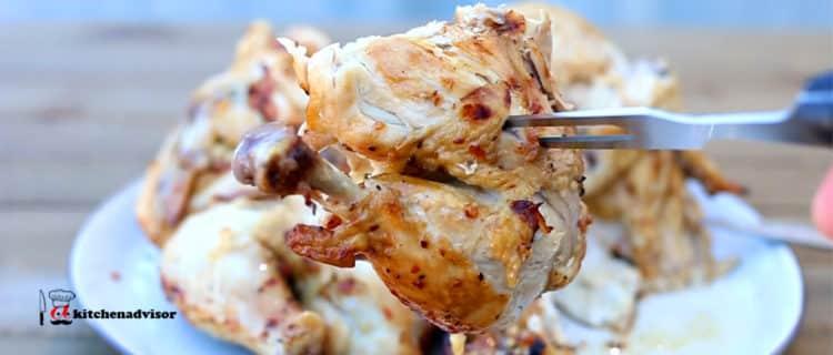 Instant Pot BBQ Chicken