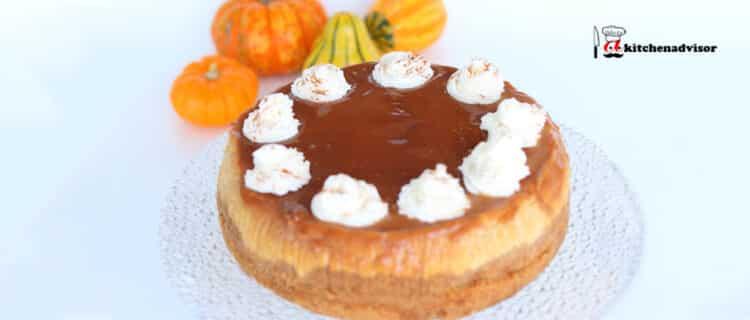 Pumpkin Cheesecake Instant Pot