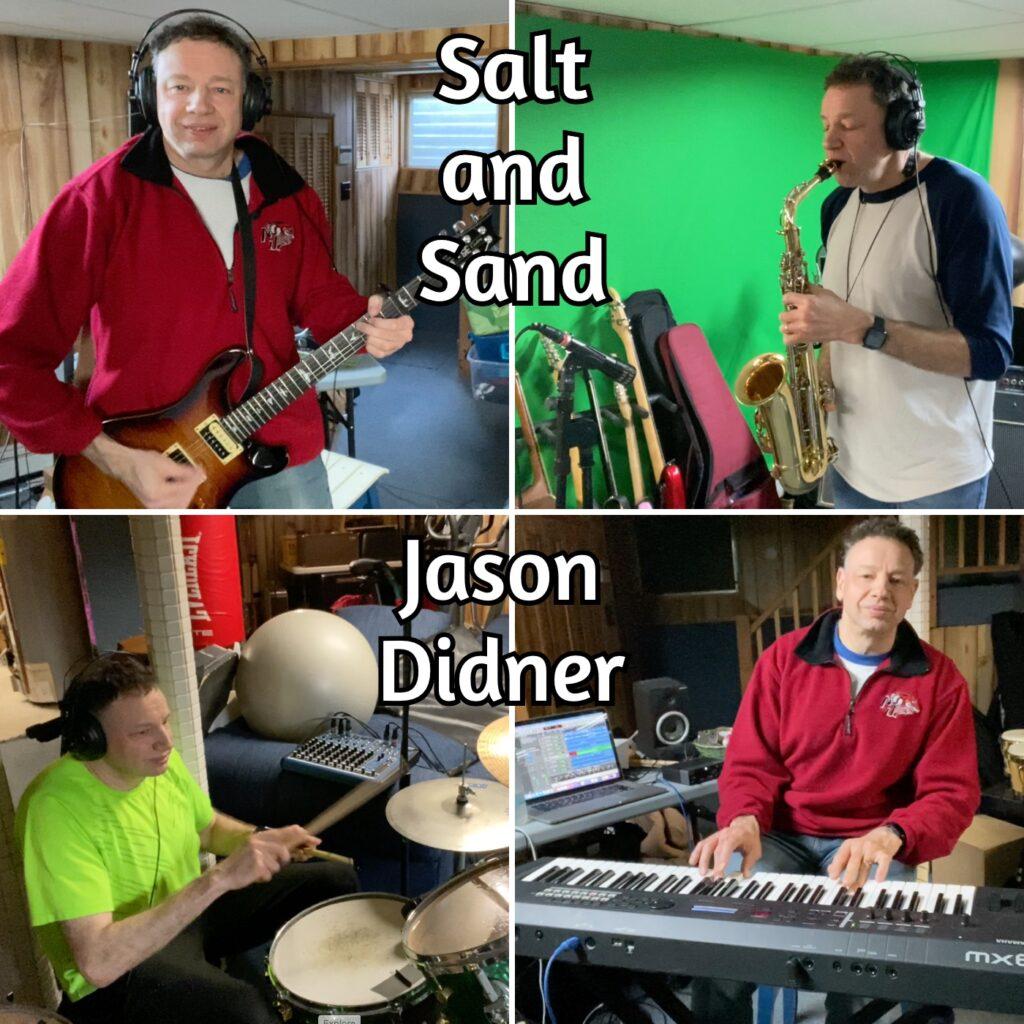 Salt and Sand single by Jason Didner