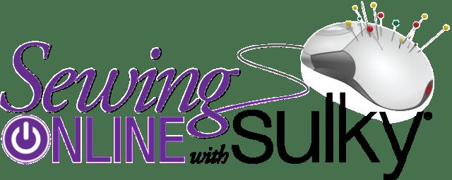 Sewing Online w Sulky Logo