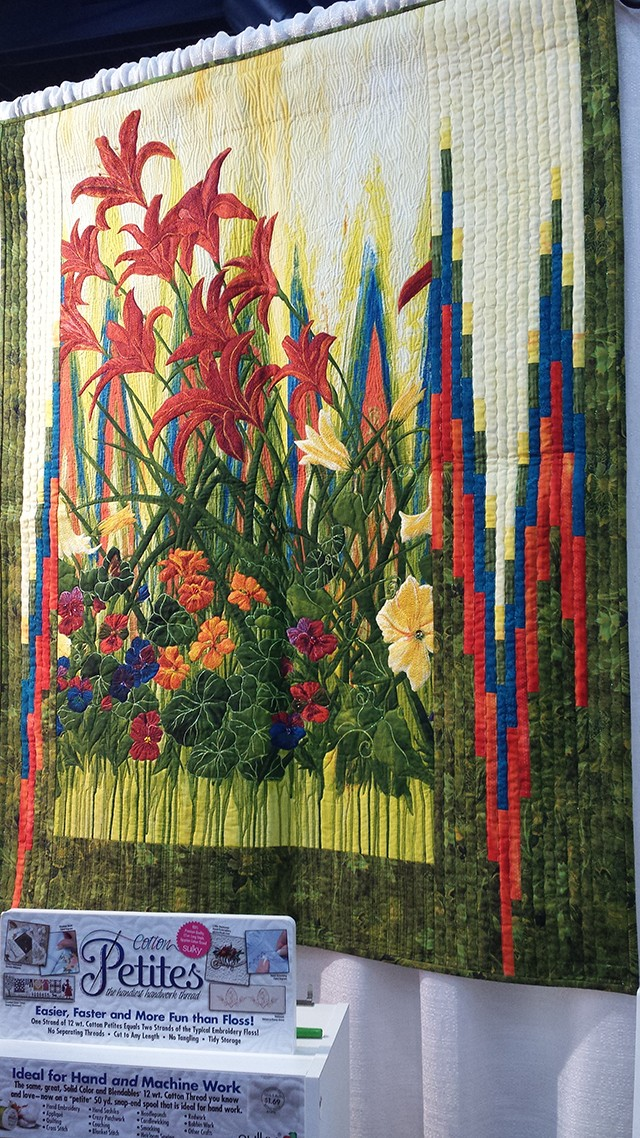 frond quilt 2