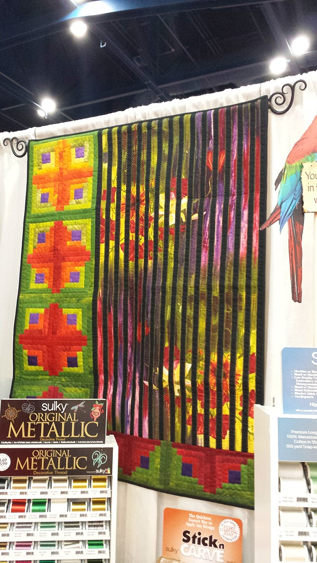 frond quilt 3