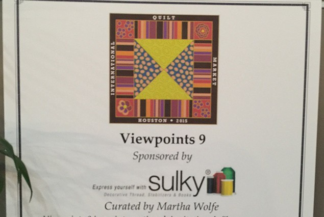 Viewpoints 9 Exhibit Sign