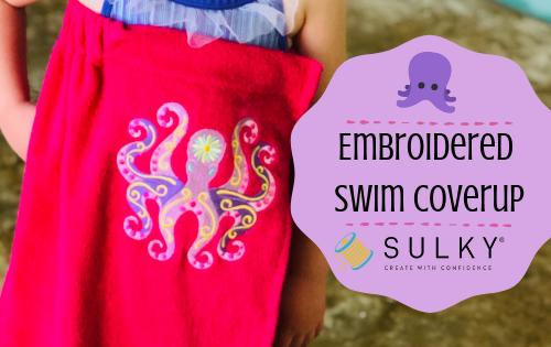 Swim Coverup Title Page