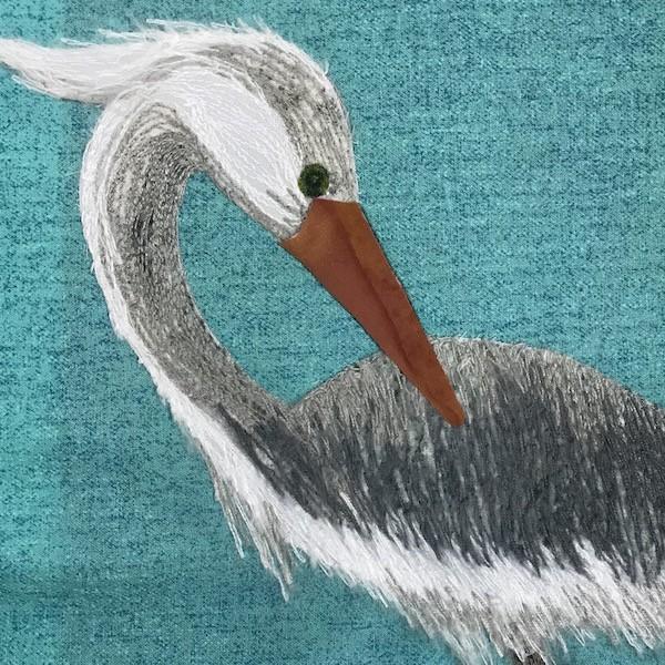 Filaine heron