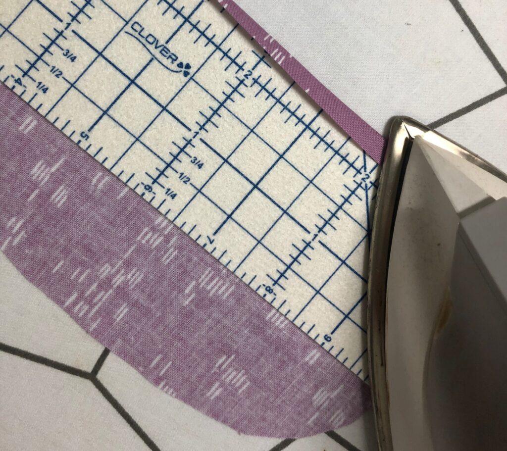using Clover Hot Ruler